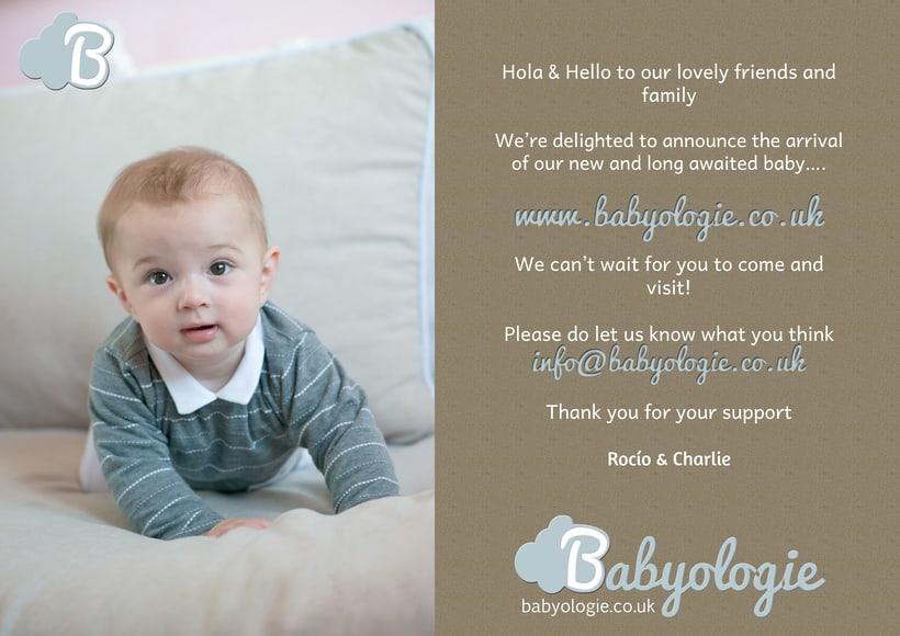 Designs for Babyologie.co.uk 4