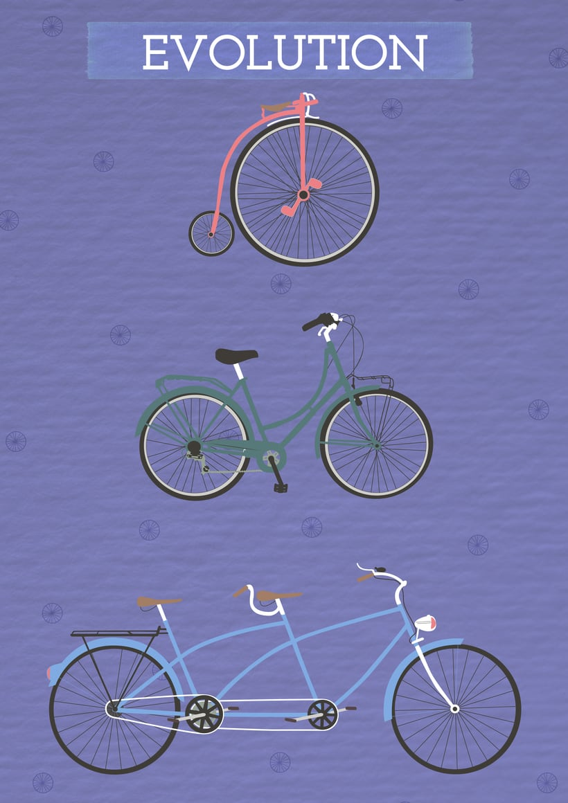 Bike evolution 0