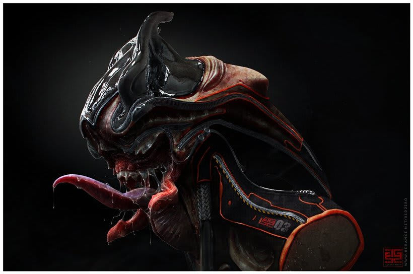 Alien Creature -1