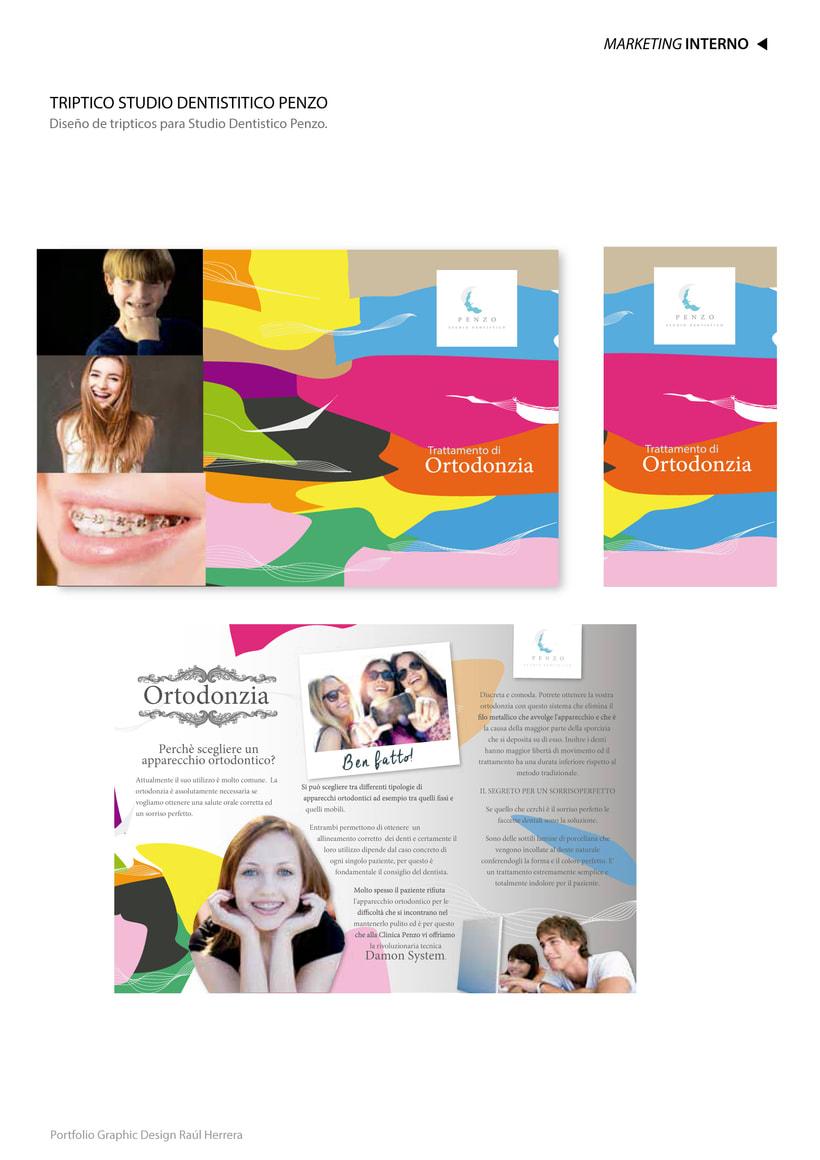 Porfolio / Graphic design . 11
