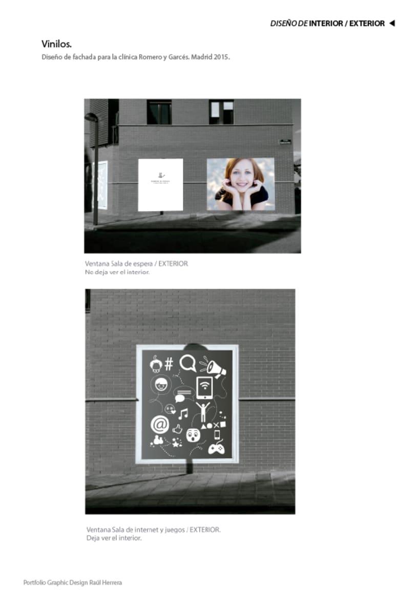 Porfolio / Graphic design . 14