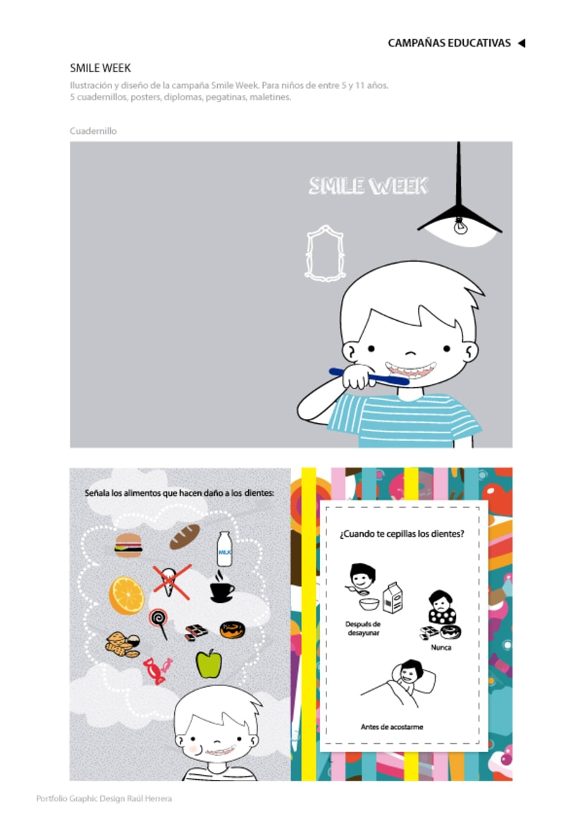 Porfolio / Graphic design . 12