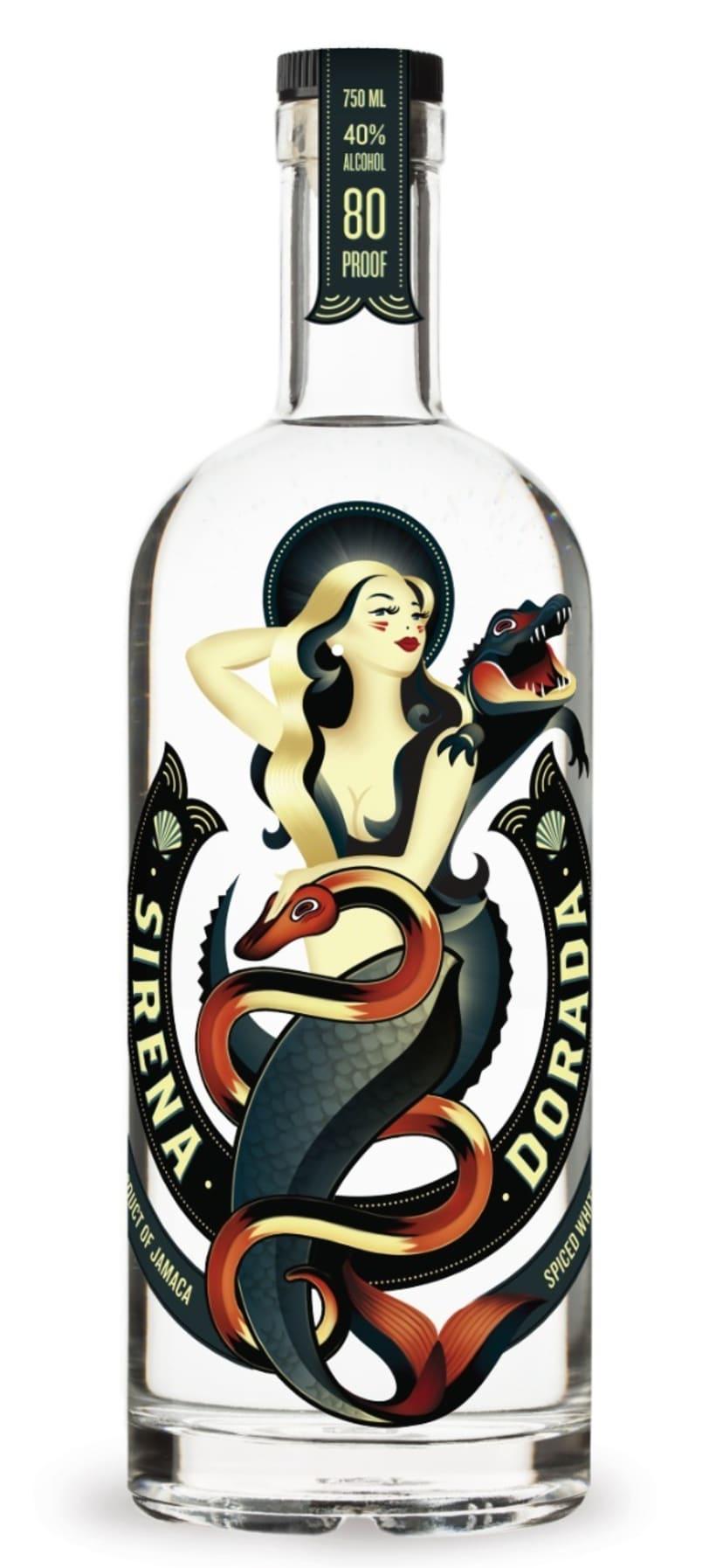 Sirena Dorada -1