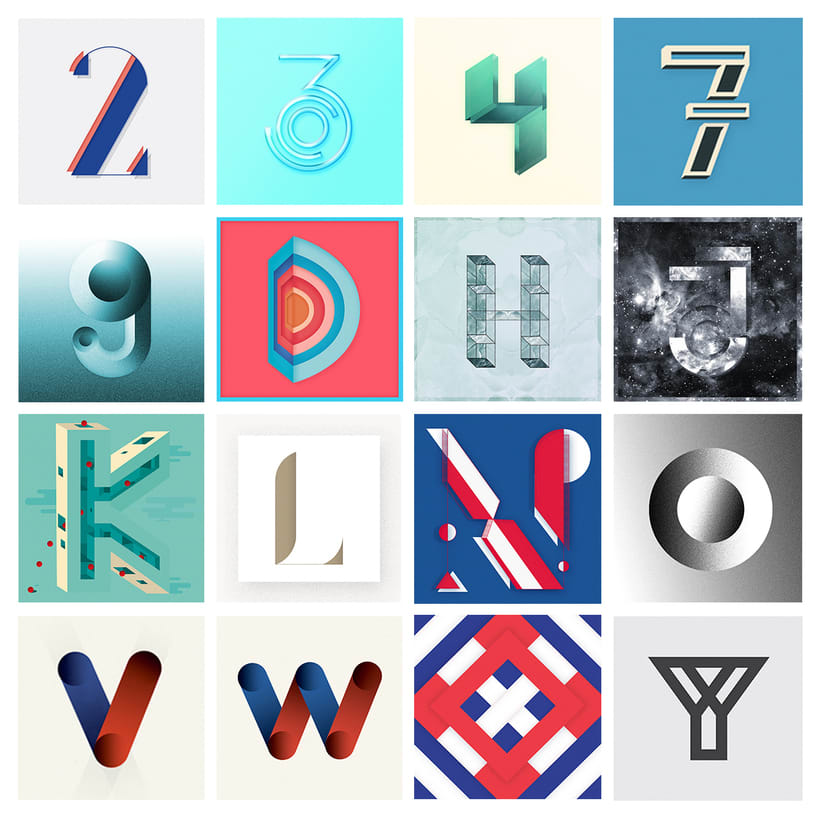 36 days of type - Selection 4
