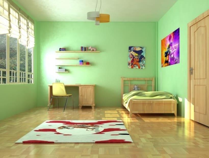 3D Interiors -1