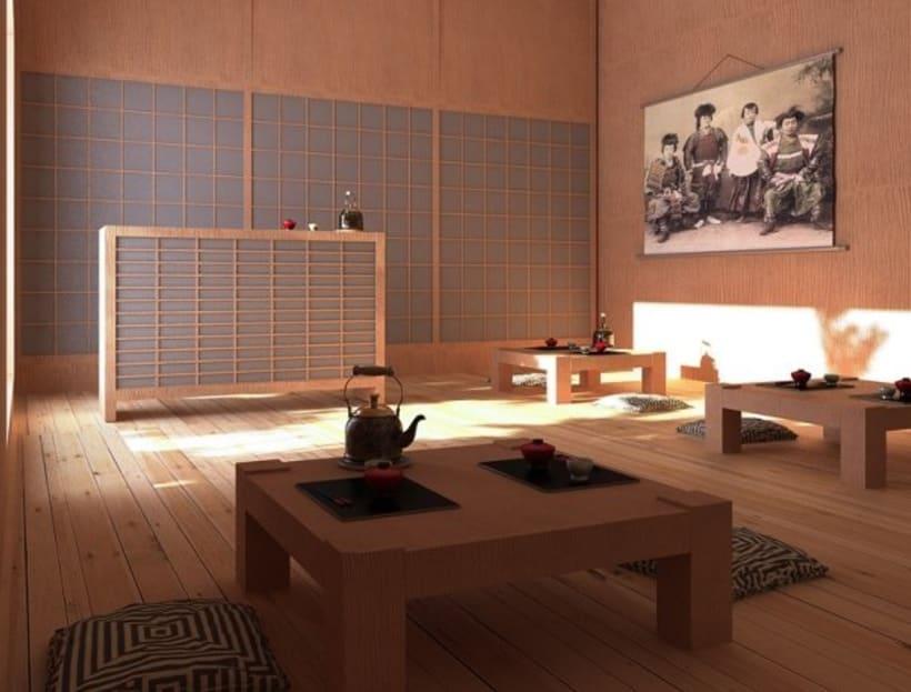 3D Interiors 1