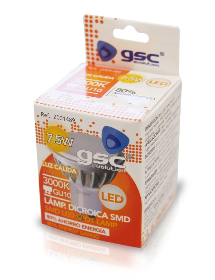 Packaging LED 6