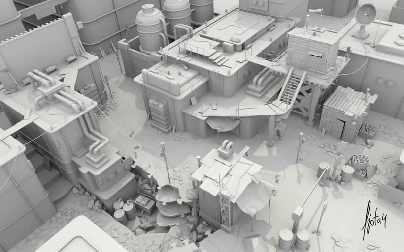 City 3D 1