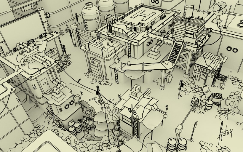 City 3D 2