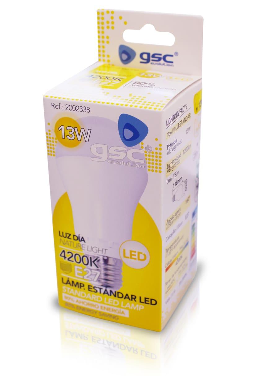 Packaging LED 11