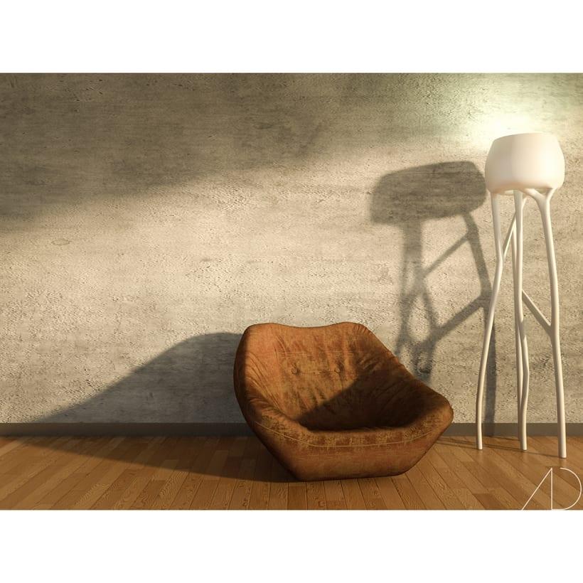 Mobiliario de diseño 2