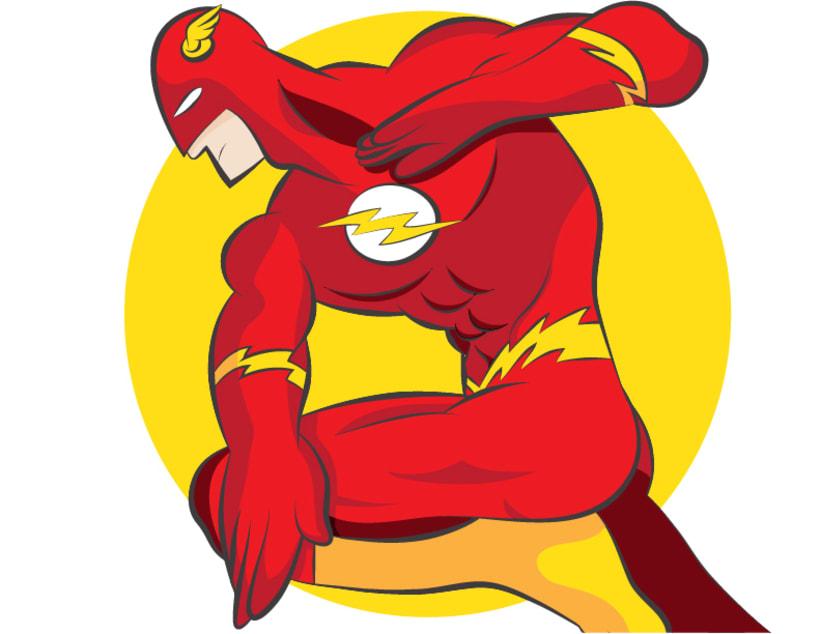 Barry Allen -1