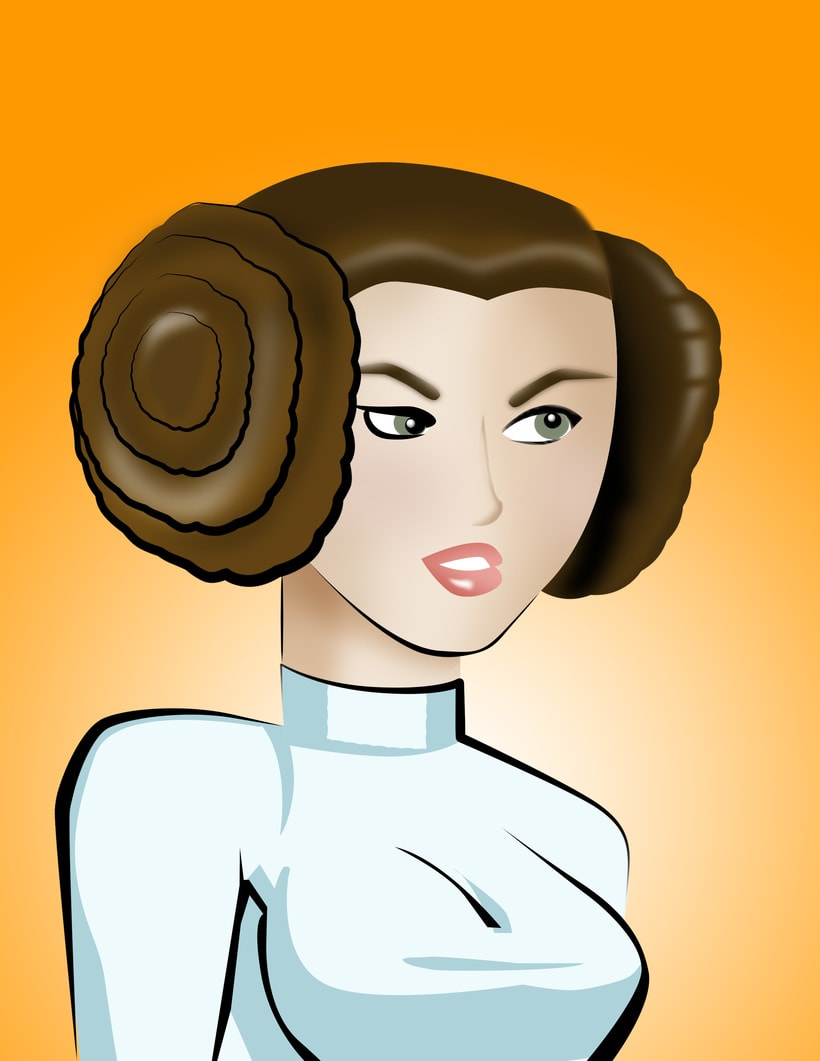 Princess Leia -1