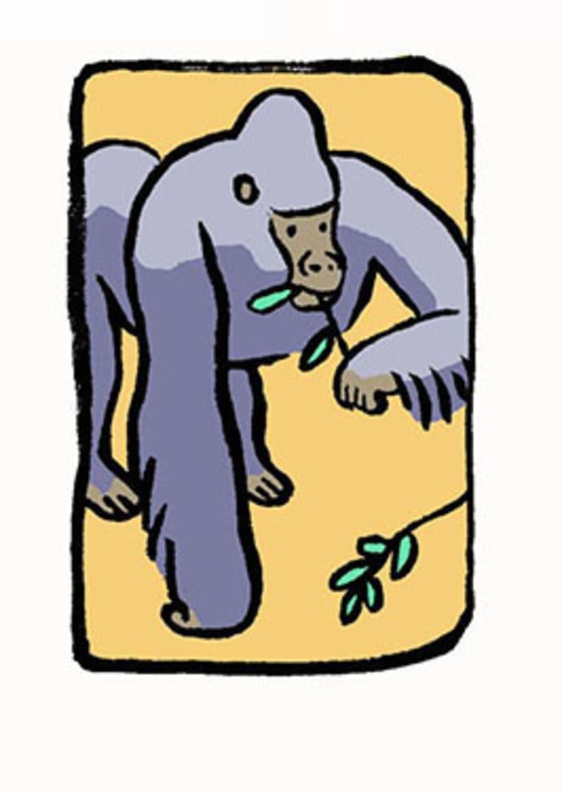 Monos (propuesta para la Fundación Mona) -1