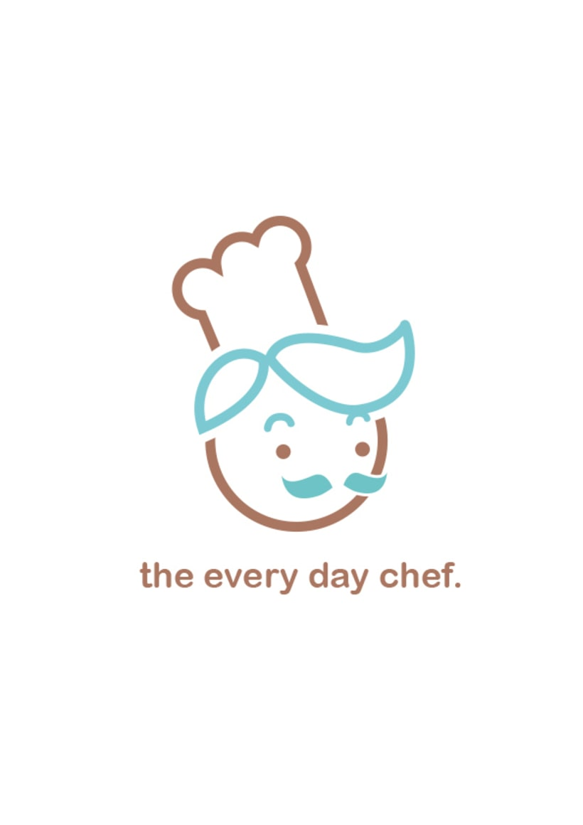 THE EVERY DAY CHEF.IDENTIDAD. -1