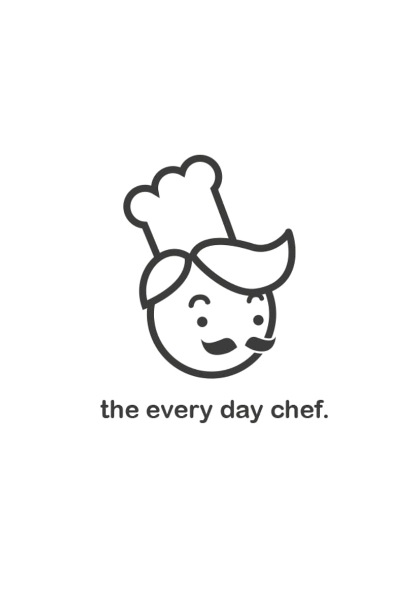 THE EVERY DAY CHEF.IDENTIDAD. 0