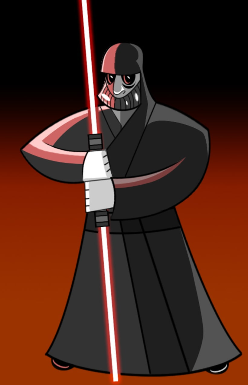Star Wars Sith Master -1