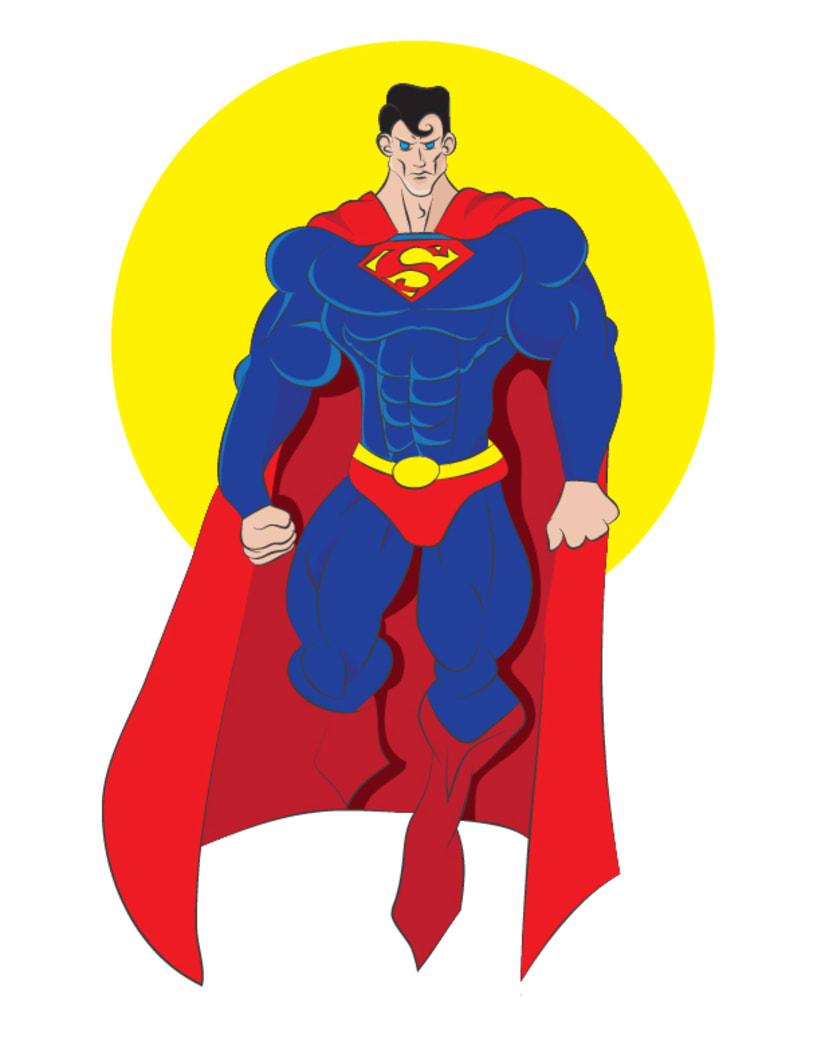 SUPERMAN -1