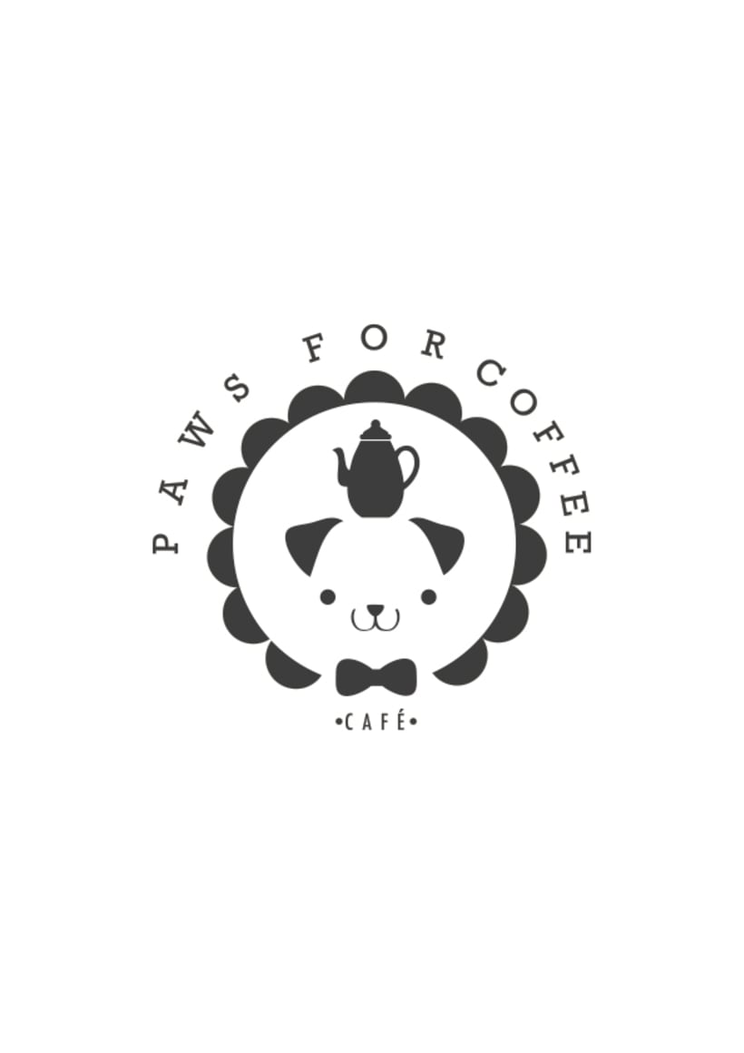 PAWS FOR COFFEE.IDENTIDAD. 0