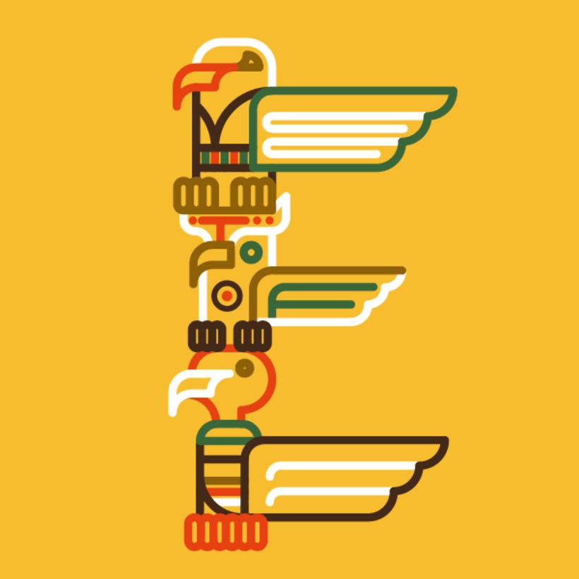 36 Days of Type   Edición 2015 5