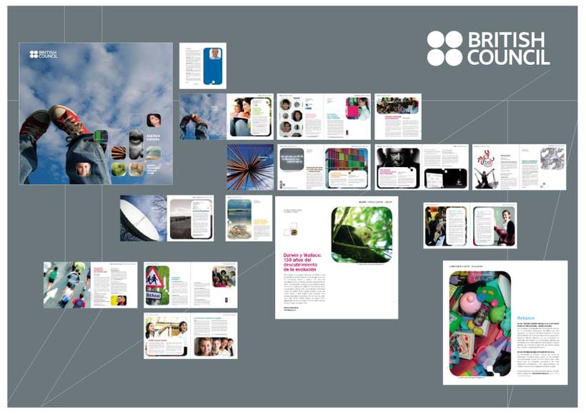 Magazine Cultural Agenda British Council 0