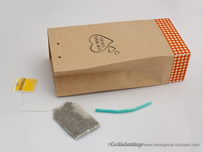 Packaging para Bodas 1