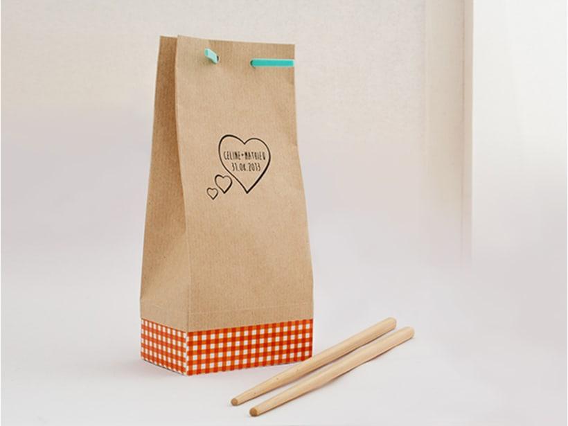 Packaging para Bodas 0