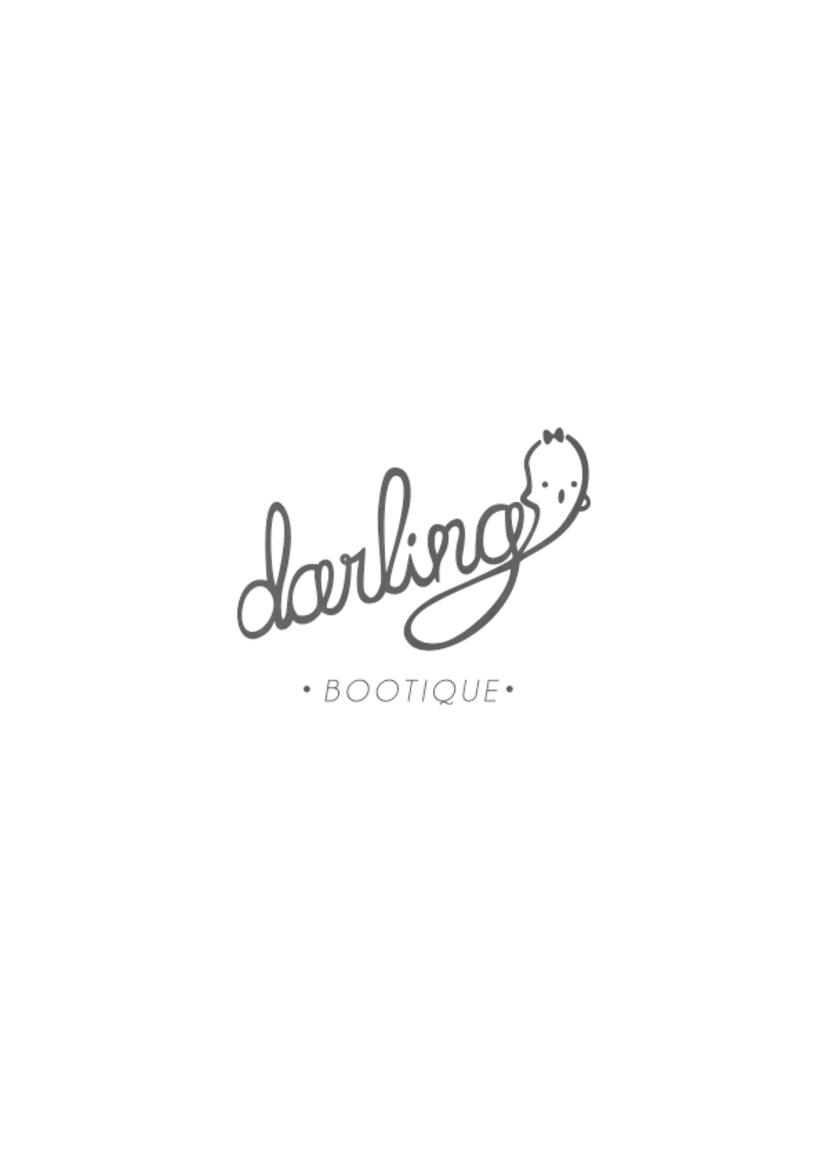 DARLING BOOTIQUE.IDENTIDAD. 1