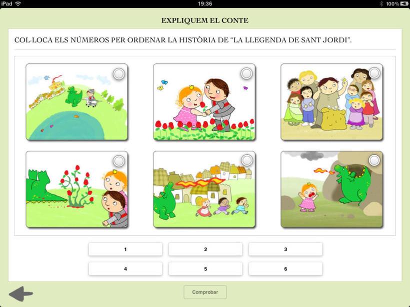 Sant Jordi - iBook 2