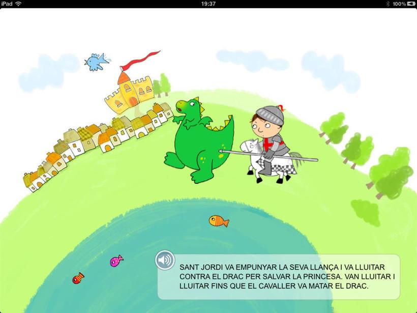 Sant Jordi - iBook 1