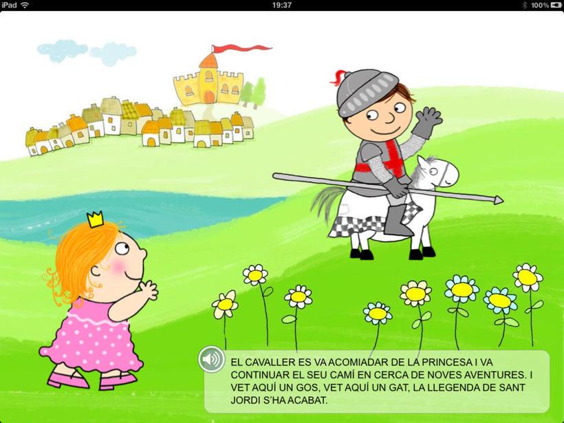 Sant Jordi - iBook 4