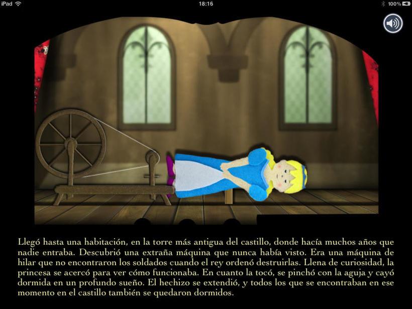 La Bella Durmiente - iBook 2
