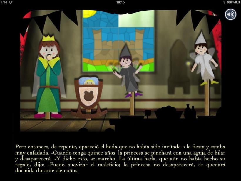 La Bella Durmiente - iBook 3
