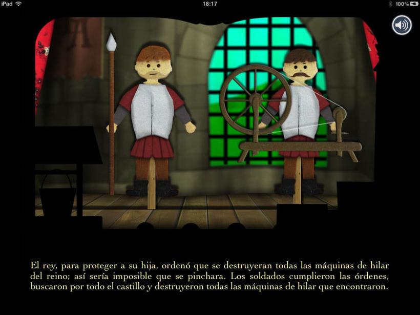 La Bella Durmiente - iBook 4