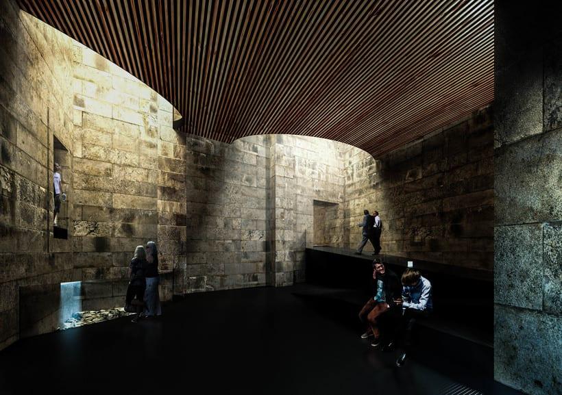 Museo Arqueológico en Ourense -1