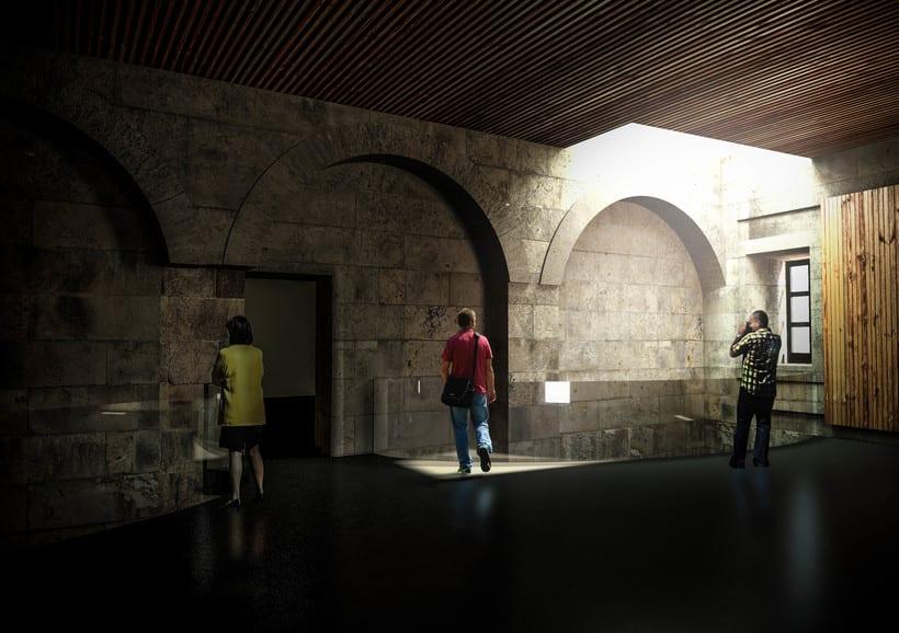 Museo Arqueológico en Ourense 1