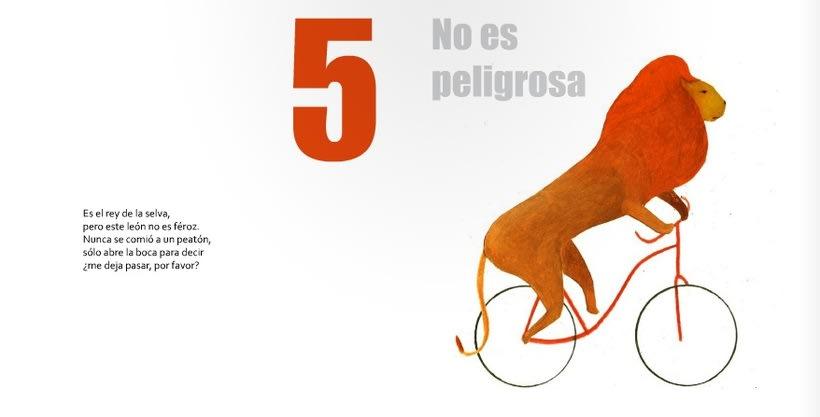 """Publicación """"10 razones para usar la bici"""" 0"""