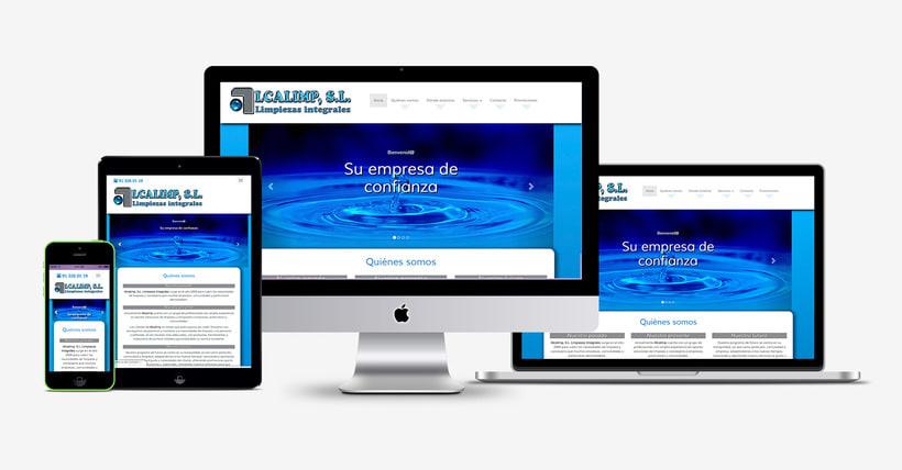 Web Alcalimp 0