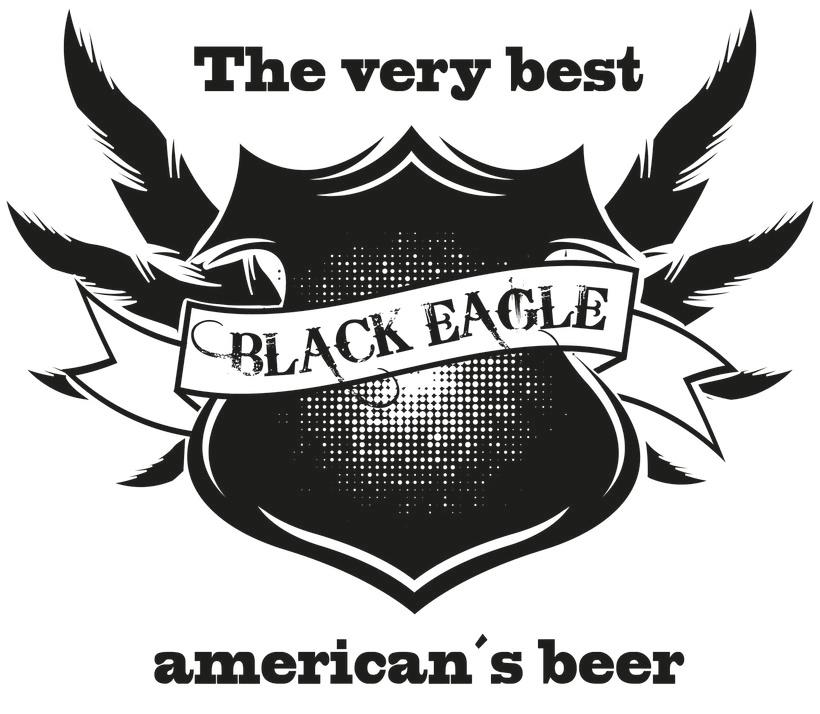 Cerveza  Black Eagle 2