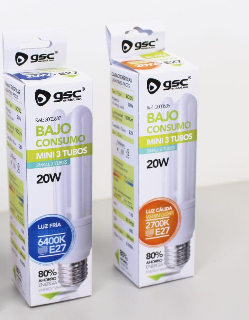Packaging Bajo Consumo GSC 4