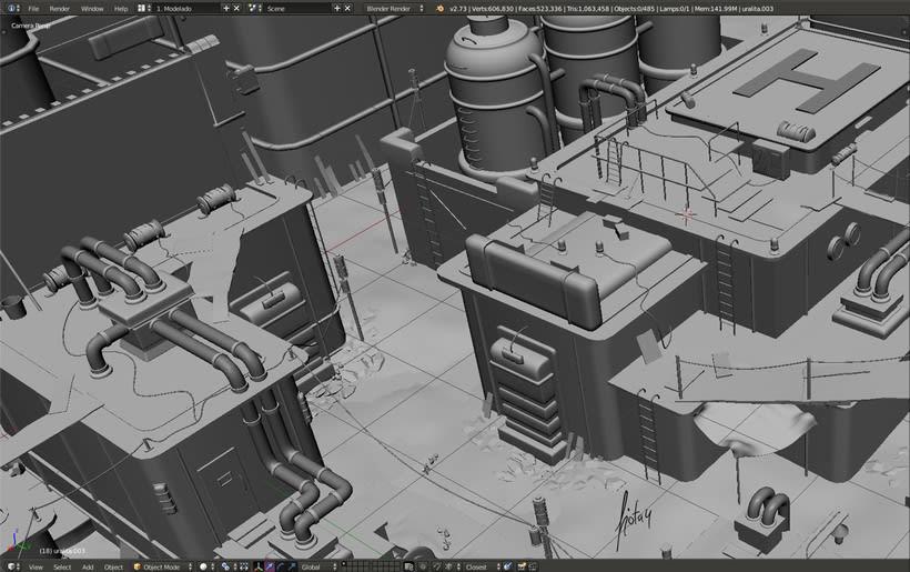 City 3D 4