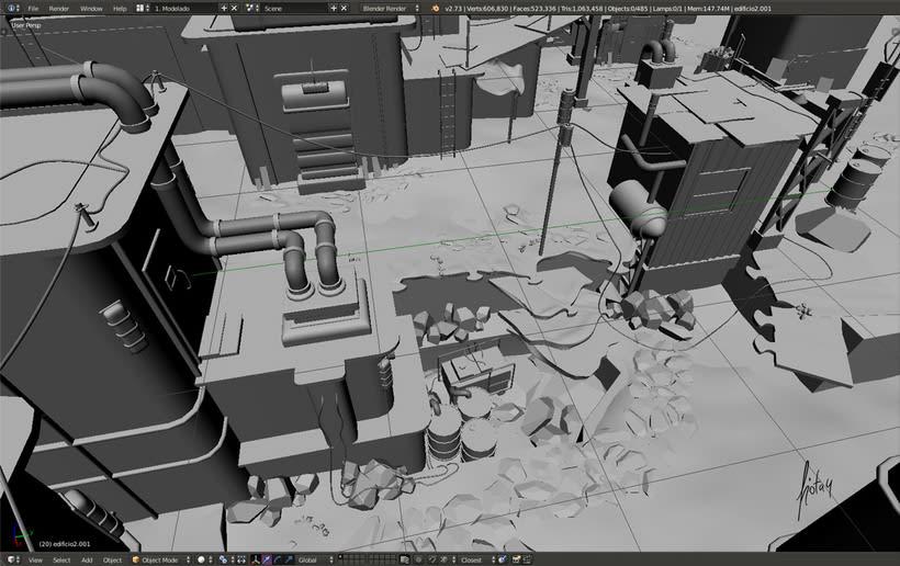 City 3D 7