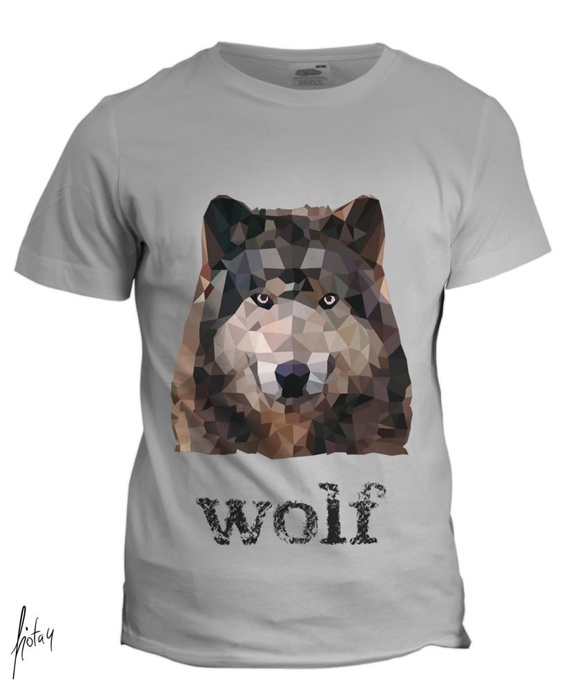 Wolf - Low Poly 1