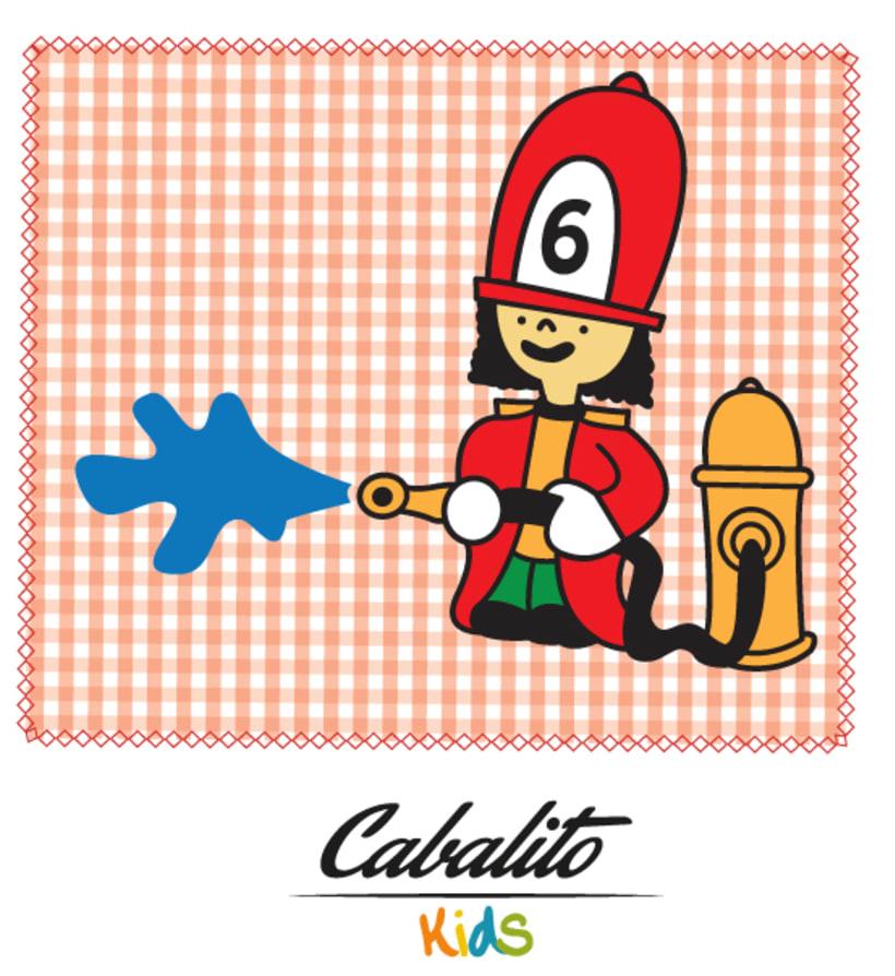 Los Chaches, diseño de personajes infantiles 7