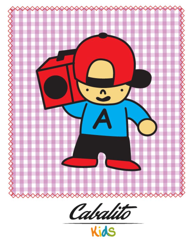 Los Chaches, diseño de personajes infantiles 34