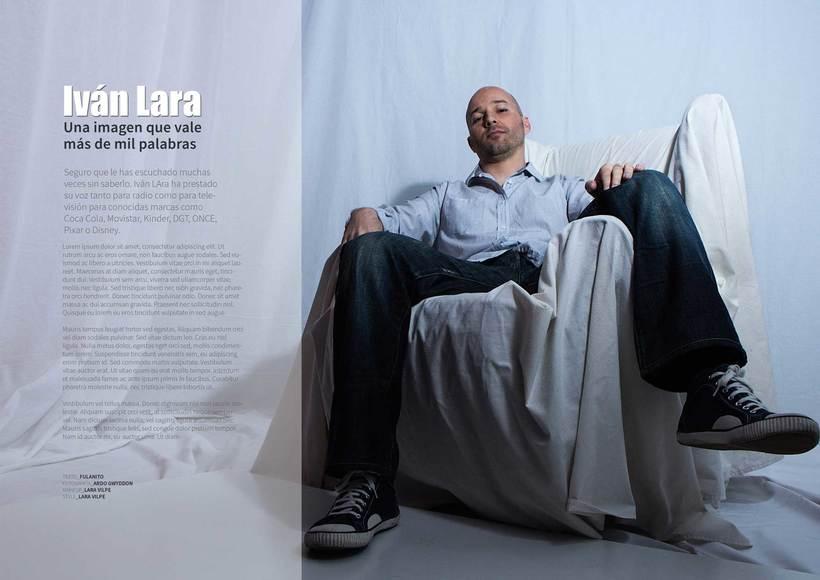 Iván Lara. Voz en imágenes 0