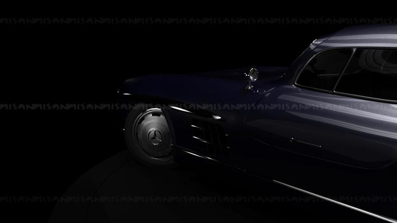 Mercedes 300SL -1