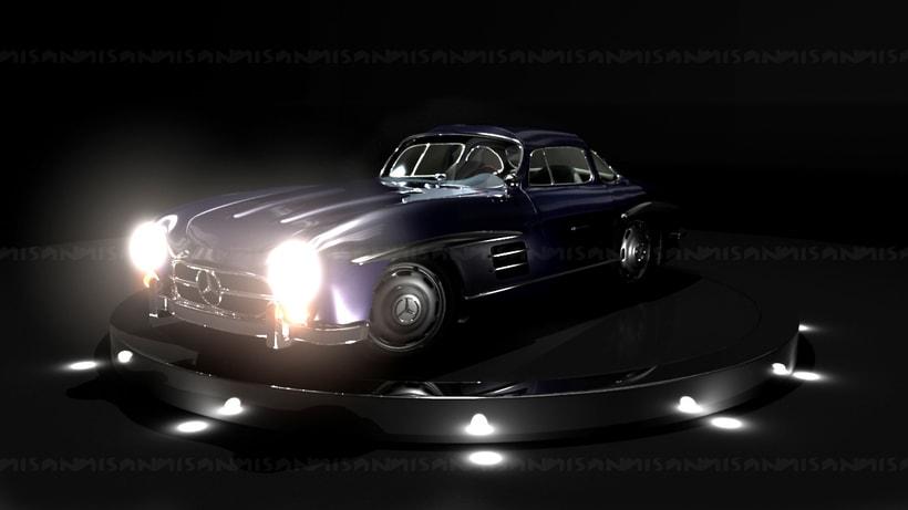 Mercedes 300SL 0