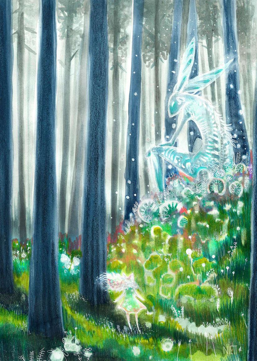 El bosque de los zorros  2
