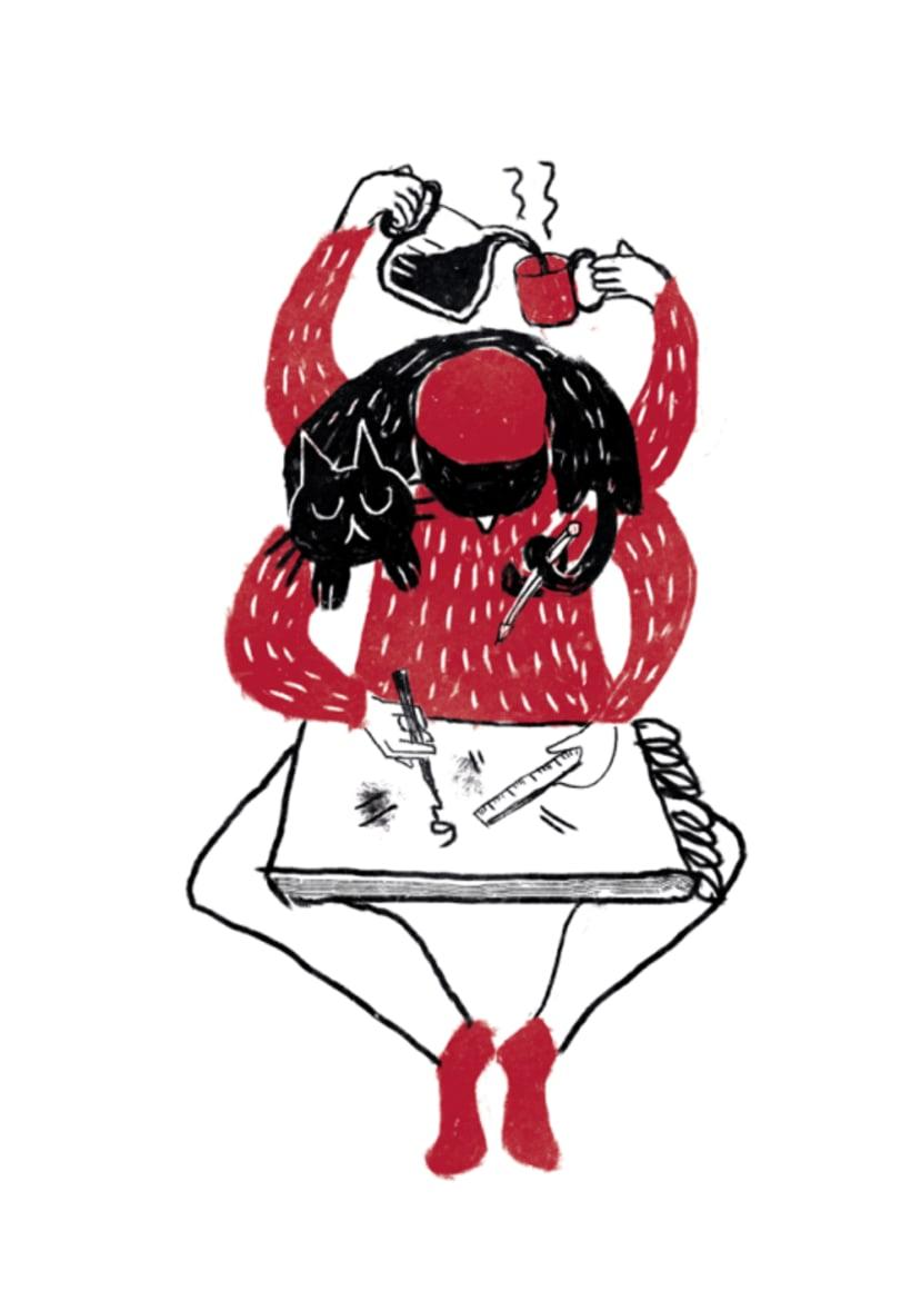 Ready to Art - Ilustraciones 1